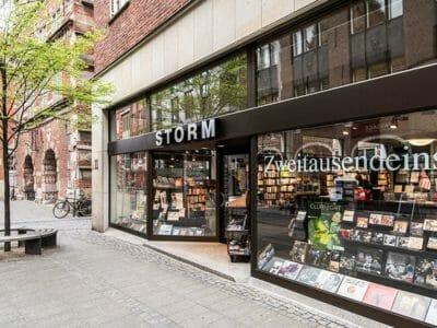 Buchhandlung Storm: Innenstadt