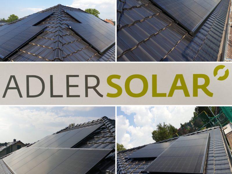 Solarstrom vom eigenen Dach.