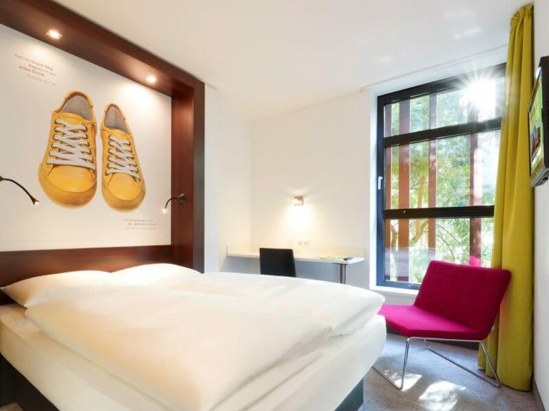 Hotel und Apartment
