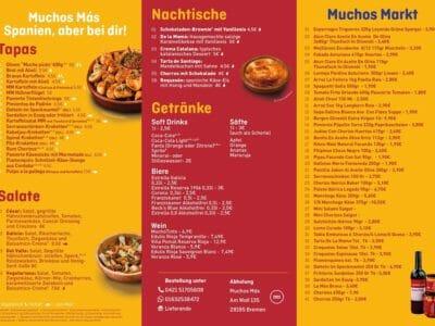 Muchos Mas: Mitte