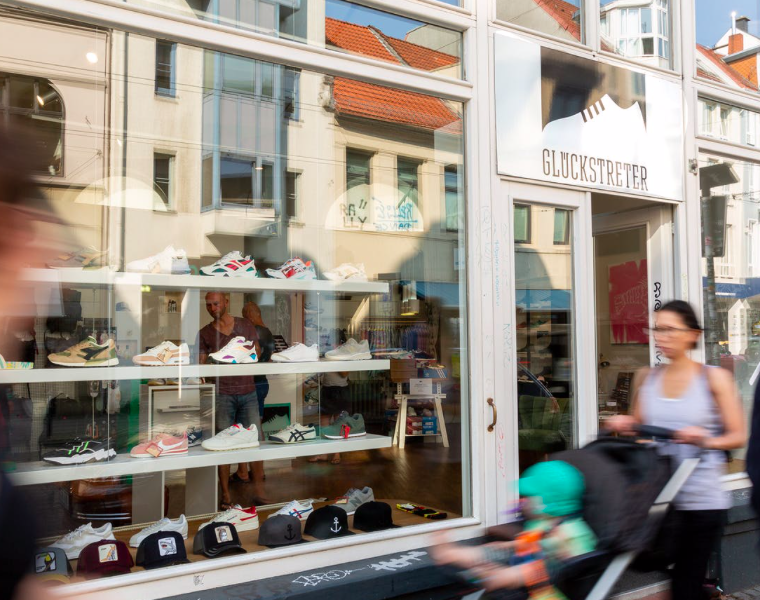 Glückstreter Sneakerstore