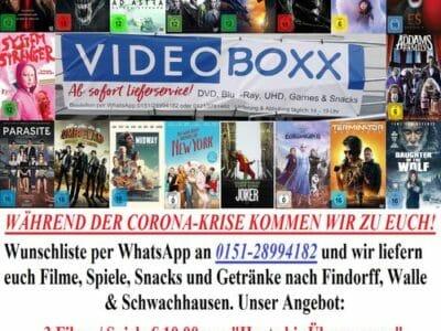 Videoboxx - Findorff
