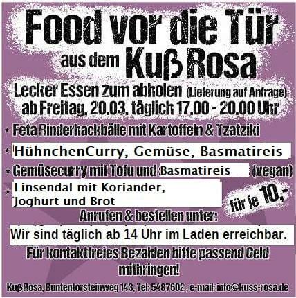 Kuss Rosa Bremen