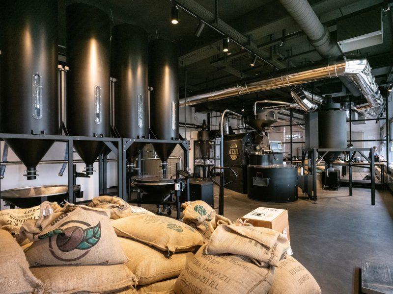 Azul Kaffee - Rösterei am Deich